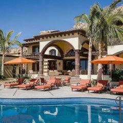 Отель Villa de Los Suenos del Pedregal бассейн фото 2