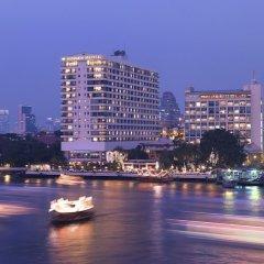 Отель Mandarin Oriental, Bangkok городской автобус