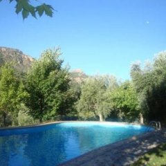 Отель Alixar de Guejar Sierra бассейн фото 2