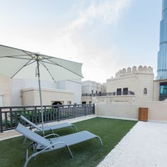 Отель Maison Privee - Burj Khalifa Community Дубай