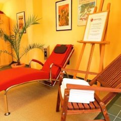 Отель Park Inn by Radisson Uno City Vienna Австрия, Вена - 4 отзыва об отеле, цены и фото номеров - забронировать отель Park Inn by Radisson Uno City Vienna онлайн спа фото 2