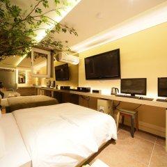 Отель 2 Heaven Jongno Южная Корея, Сеул - отзывы, цены и фото номеров - забронировать отель 2 Heaven Jongno онлайн удобства в номере фото 2