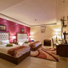 Отель P Quattro Relax Hotel Иордания, Вади-Муса - отзывы, цены и фото номеров - забронировать отель P Quattro Relax Hotel онлайн комната для гостей фото 3