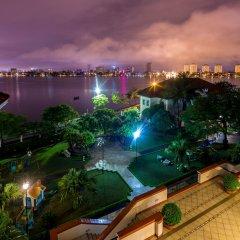 Отель Diamond Westlake Suites Ханой балкон