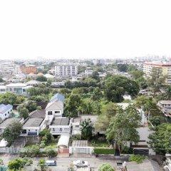 Отель Chawamit Residence Bangkok Бангкок