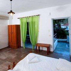Отель Christine Studios Греция, Порос - отзывы, цены и фото номеров - забронировать отель Christine Studios онлайн комната для гостей фото 5