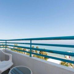 Iliada Beach Hotel балкон