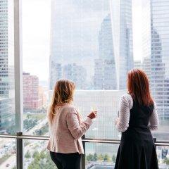 Отель Club Quarters World Trade Center США, Нью-Йорк - отзывы, цены и фото номеров - забронировать отель Club Quarters World Trade Center онлайн бассейн