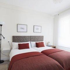 Апартаменты Pacific La Zurriola Iberorent Apartments комната для гостей фото 3
