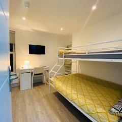 Отель Seafield Seafront Apartments Великобритания, Хов - отзывы, цены и фото номеров - забронировать отель Seafield Seafront Apartments онлайн комната для гостей фото 5