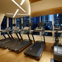 Отель Lotte City Hotel Myeongdong Южная Корея, Сеул - 2 отзыва об отеле, цены и фото номеров - забронировать отель Lotte City Hotel Myeongdong онлайн фитнесс-зал фото 3