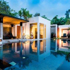 Отель Excellence Beachfront Villa Таиланд, пляж Май Кхао - отзывы, цены и фото номеров - забронировать отель Excellence Beachfront Villa онлайн бассейн
