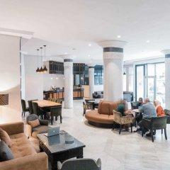 Отель Hôtel Casablanca Марокко, Касабланка - отзывы, цены и фото номеров - забронировать отель Hôtel Casablanca онлайн интерьер отеля фото 2