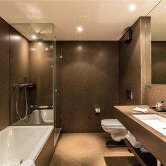 Отель Grischa - DAS Hotel Davos Швейцария, Давос - отзывы, цены и фото номеров - забронировать отель Grischa - DAS Hotel Davos онлайн ванная