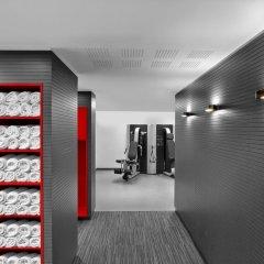 Отель Le Meridien Etoile Париж фитнесс-зал фото 3