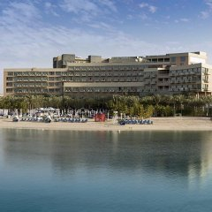Отель Rixos The Palm Dubai пляж