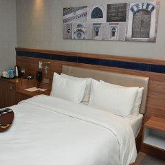 Hampton by Hilton Bursa Турция, Бурса - отзывы, цены и фото номеров - забронировать отель Hampton by Hilton Bursa онлайн комната для гостей