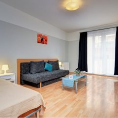 Апартаменты Agape Apartments комната для гостей фото 8