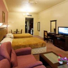 Al Bustan Hotel Flats Шарджа фото 2