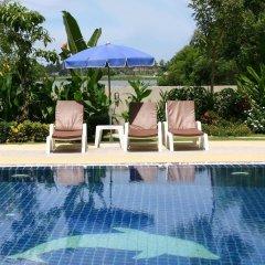 Отель Chaweng Lakeview Condotel бассейн