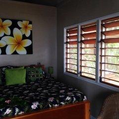 Отель Naveria Heights Lodge Савусаву комната для гостей фото 4
