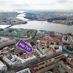 Отель Жилое помещение Друзья у Эрмитажа Санкт-Петербург фото 2