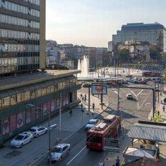 Апартаменты Apartments Top Central 3 Белград балкон