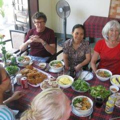 Отель Han Thuyen Homestay питание фото 2