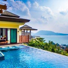 Отель Centara Blue Marine Resort & Spa Phuket Таиланд, Пхукет - отзывы, цены и фото номеров - забронировать отель Centara Blue Marine Resort & Spa Phuket онлайн бассейн фото 2