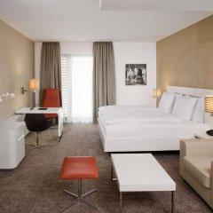 Отель INNSIDE by Meliá Dresden Германия, Дрезден - 2 отзыва об отеле, цены и фото номеров - забронировать отель INNSIDE by Meliá Dresden онлайн комната для гостей фото 5