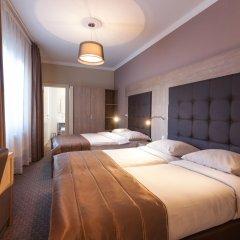 Отель Villa Royale Hotel Бельгия, Брюссель - 3 отзыва об отеле, цены и фото номеров - забронировать отель Villa Royale Hotel онлайн комната для гостей фото 4