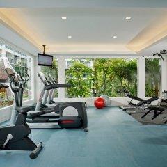 Отель Centara Anda Dhevi Resort and Spa фитнесс-зал фото 2