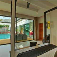 Отель Baannaraya Exclusive Pool Villa Residence спа