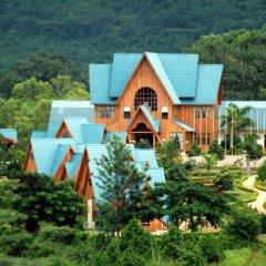 Отель Aye Thar Yar Golf Resort фитнесс-зал