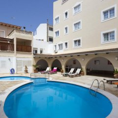 Отель Menorca Patricia Испания, Сьюдадела - отзывы, цены и фото номеров - забронировать отель Menorca Patricia онлайн бассейн фото 2