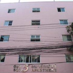 Отель Soi 5 Apartment Таиланд, Паттайя - отзывы, цены и фото номеров - забронировать отель Soi 5 Apartment онлайн фото 8