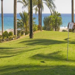 Отель SBH Costa Calma Palace Thalasso & Spa спортивное сооружение