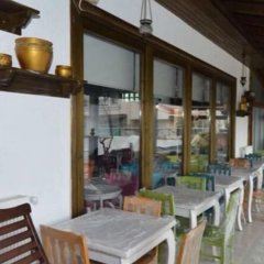 Отель Dardanos Pansiyon Гузеляли гостиничный бар