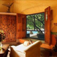 Отель Hacienda de Los Santos комната для гостей фото 5