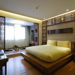 Mahayana OCT Boutique Hotel Shenzhen комната для гостей фото 3