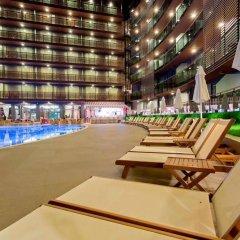 Отель Galeon Residence & SPA Солнечный берег развлечения