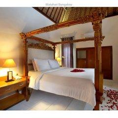 Отель Matahari Bungalow комната для гостей фото 5