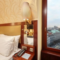 Отель Occidental Praha Wilson комната для гостей фото 5