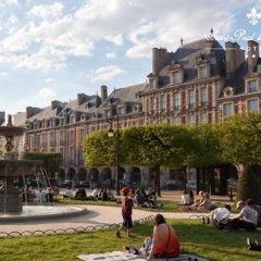 Отель Saint Paul Le Marais Париж фото 5