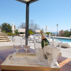 Отель Villa Carmen бассейн фото 2