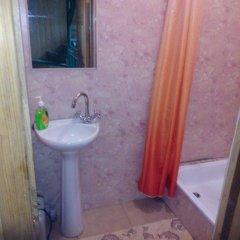 Отель Звездный Домбай ванная фото 2