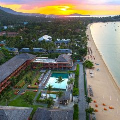 Отель Hansar Samui Resort And Spa Самуи пляж фото 2