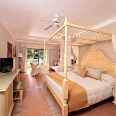 Отель Grand Bahia Principe Aquamarine Доминикана, Пунта Кана - отзывы, цены и фото номеров - забронировать отель Grand Bahia Principe Aquamarine онлайн комната для гостей фото 2