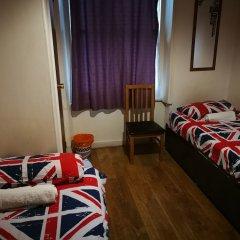 Отель Saint James Backpackers Великобритания, Лондон - отзывы, цены и фото номеров - забронировать отель Saint James Backpackers онлайн балкон