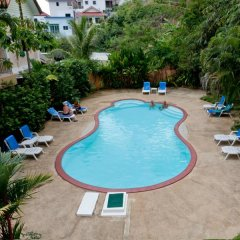 Отель Fullmoon Beach Resort бассейн фото 3